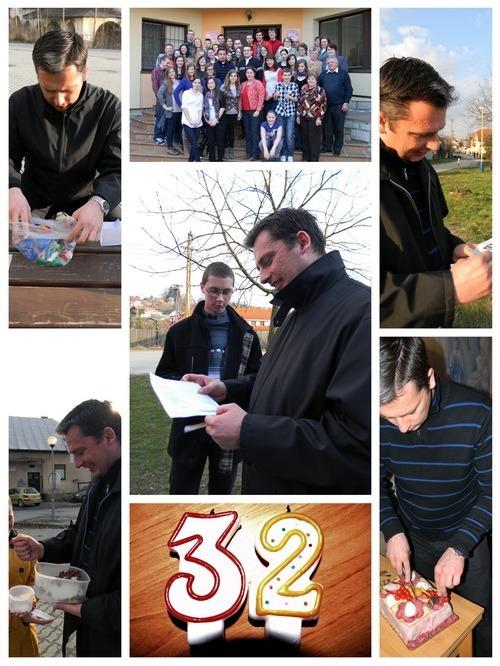 Oslava narodenín dp. kaplána Štefana Osloviča 2013