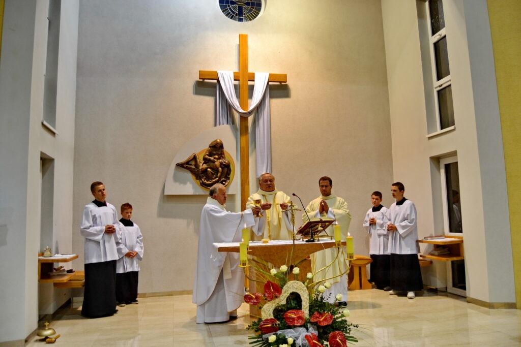 II. výročie konsekrácie kostola v Ruskej Novej Vsi