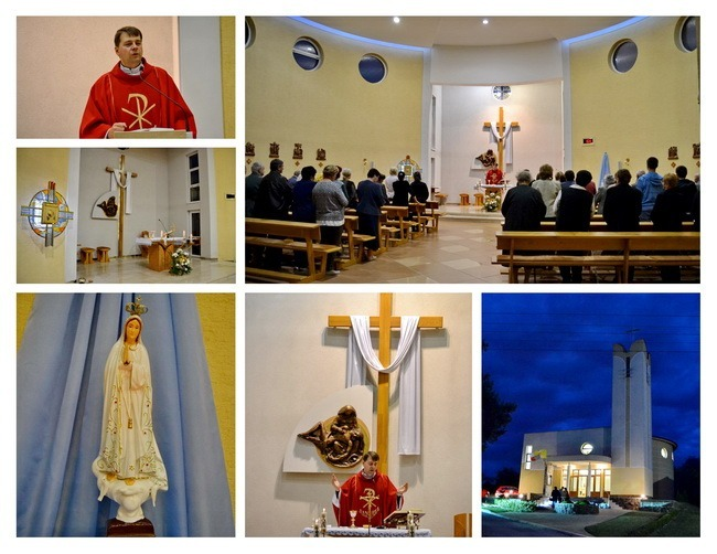 Duchovná obnova pred odpustovou slávnosťou v Ruskej N. Vsi 2017