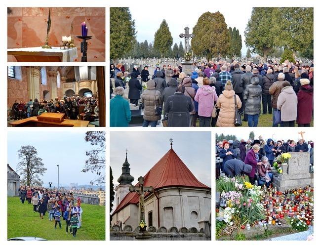 Spomienka na všetkých verných zosnulých 2017