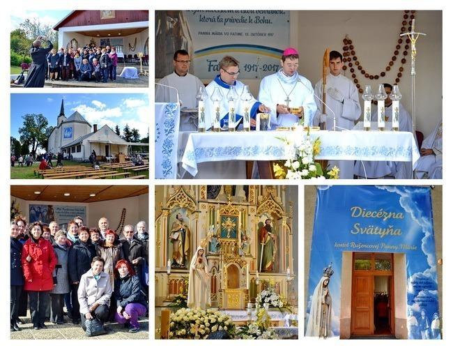 Fatimská sobota v Obišovciach – október 2017