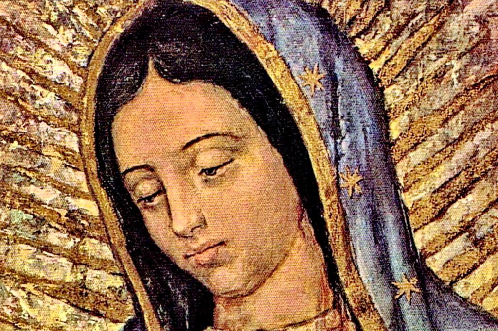 Odpustky je možné získať na sviatok Panny Márie v Guadalupe aj z domu