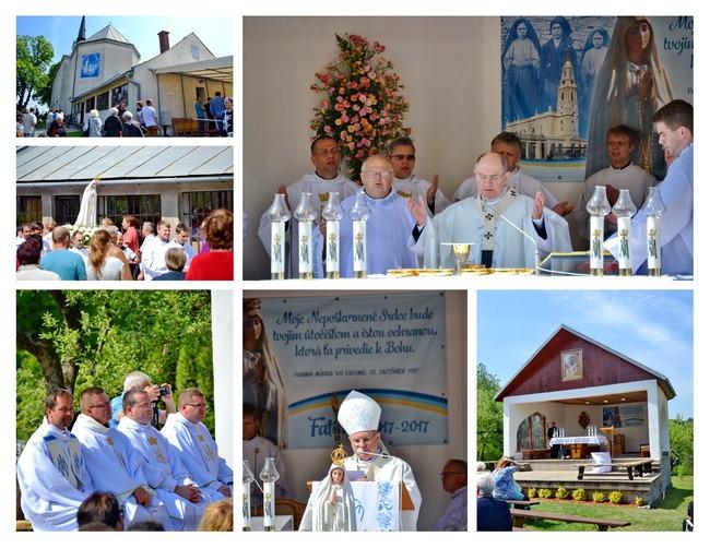 Fatimská sobota v Obišovciah – máj 2018