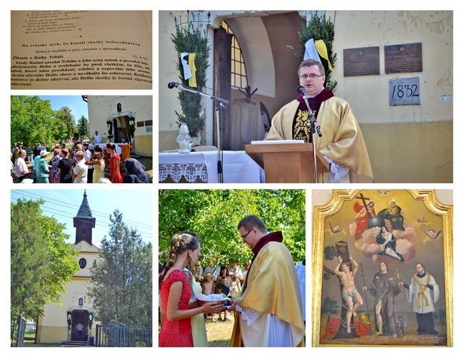 Odpustová slávnosť sv. Róchusa na Soľnej Bani 2018
