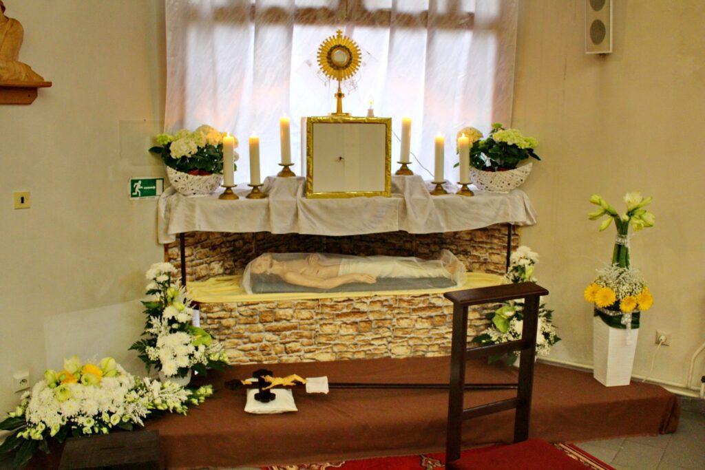 Zo starobylej homílie na svätú a veľkú sobotu