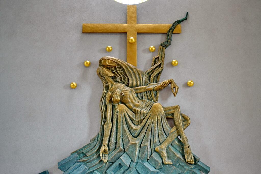 Sedembolestná Panna Mária, patrónka Slovenska