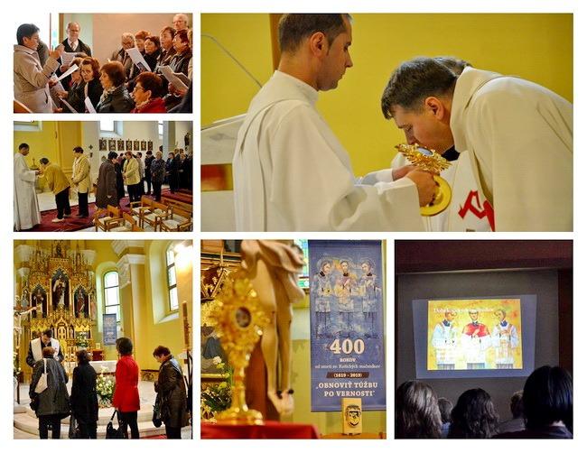 Relikvie sv. košických mučeníkov 2019