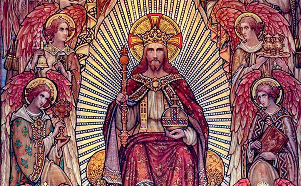 Slávnosť Krista Kráľa