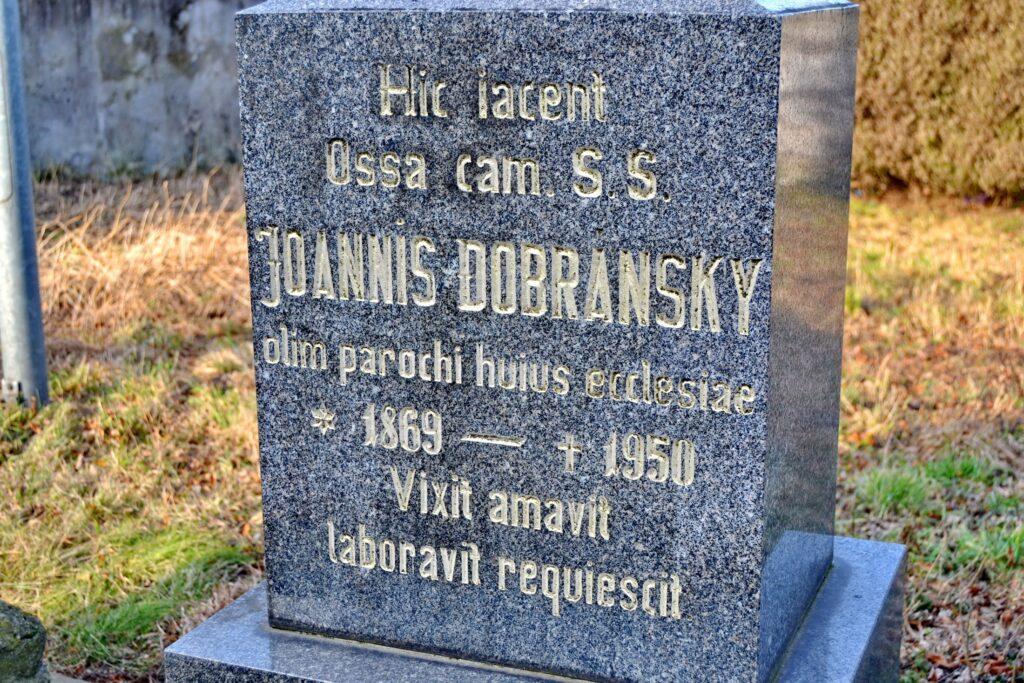 Mons. Ján Dobránsky