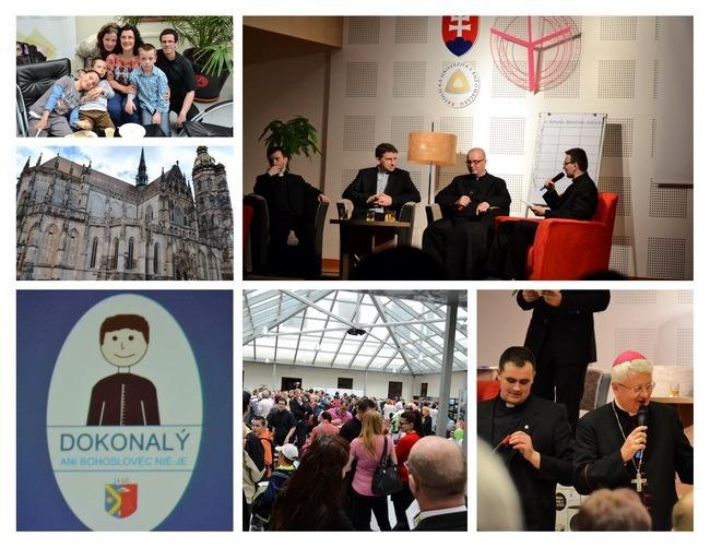 Deň otvorených dverí v Kňazskom seminári v Košiciach 2015