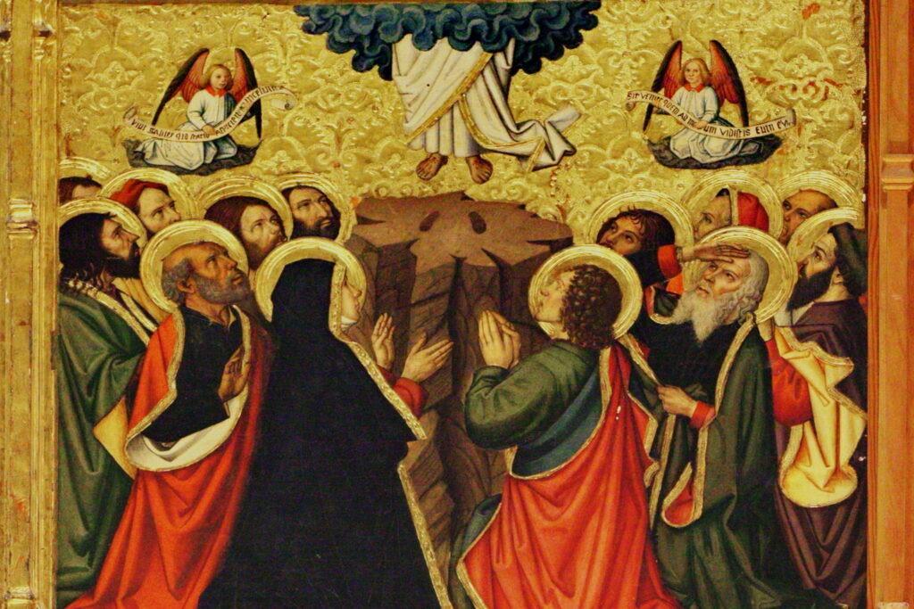 Slávnosť Nanebovstúpenia Pána