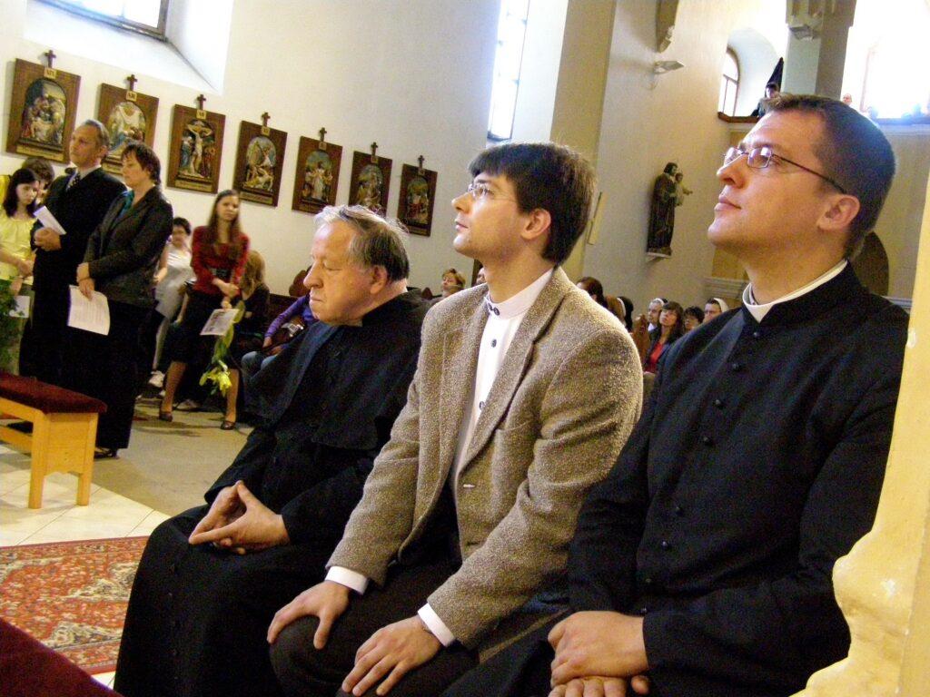 Ďakovná sv. omša pri príležitosti ukončenia Roku kňazov