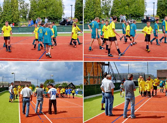 Futbalový turnaj miništrantov 2010