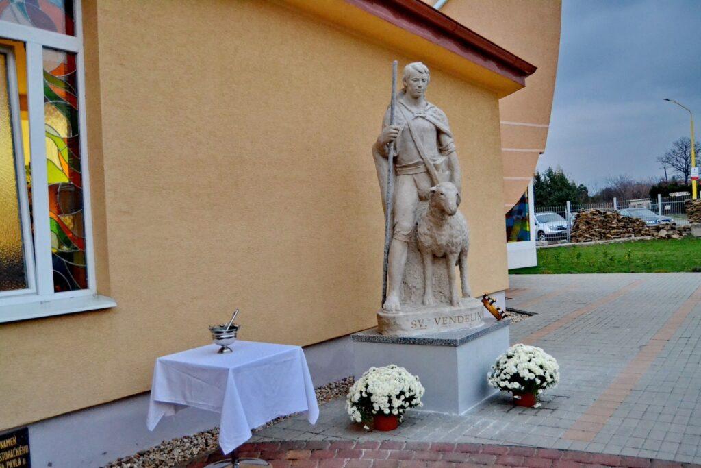 Sv. Vendelín – náš patrón