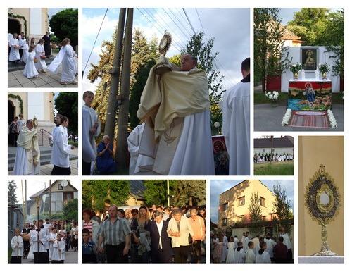 Slávnosť Najsvätejšieho Kristovho Tela a Krvi 2012