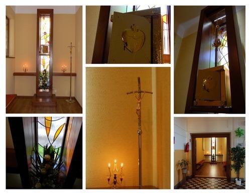 Požehnanie kaplnky Ducha Svätého 2012