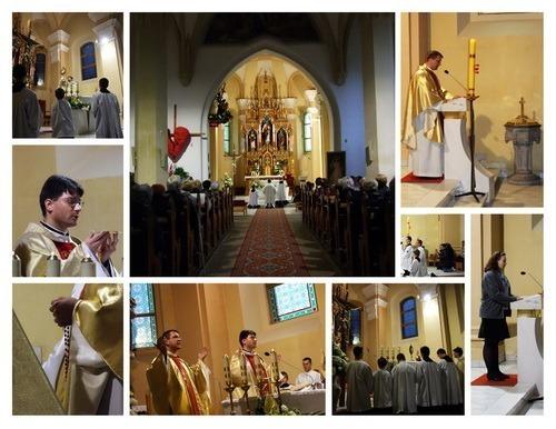 Vigília sviatku Božieho Milosrdenstva