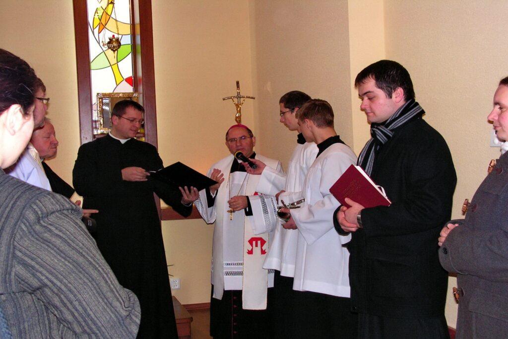 CZŠ sv. Gorazda má novú kaplnku