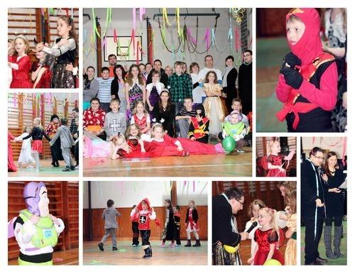 Detský karnevalový ples 2013