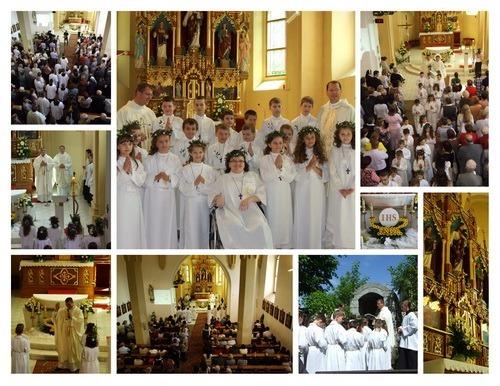 Prvé sv. prijímanie 2012