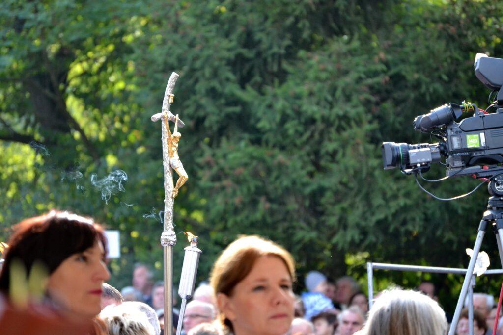 Celodiecézna odpustová slávnosť v Obišovciach - archív RTVS