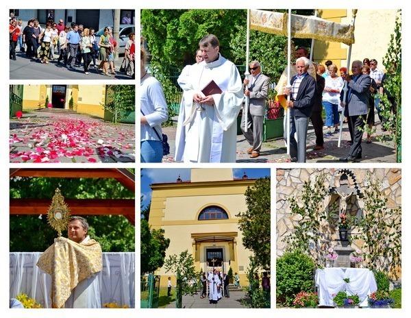 Slávnosť Najsvätejšieho Kristovho tela a krvi 2017
