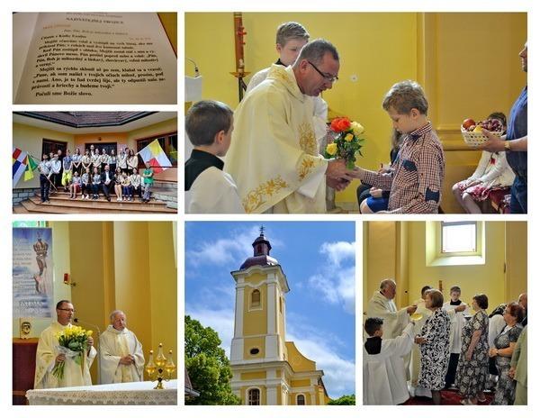 Odpustová slávnosť vo farskom kostole 2017