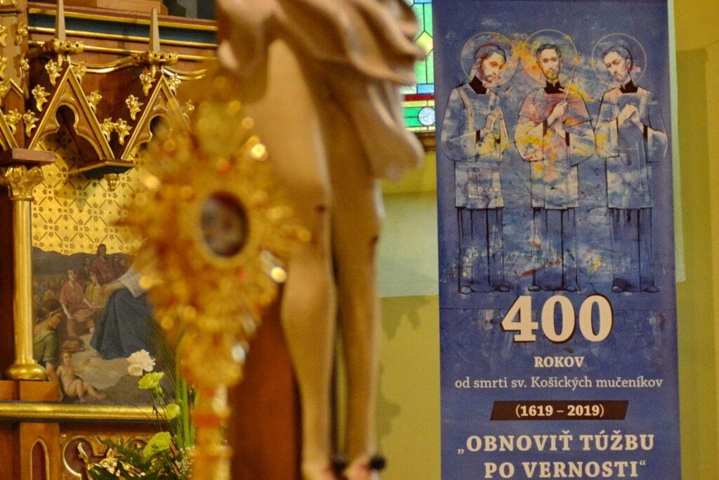 Vyhlásili Prípravný rok na 400. jubileum smrti košických mučeníkov