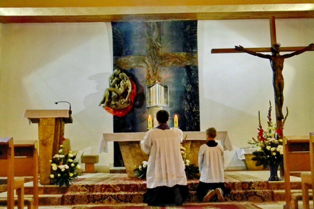 Pondelok po Turícach bude liturgická spomienka Panny Márie, Matky Cirkvi