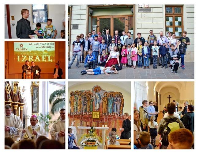 Deň otvorených dverí v kňazskom seminári v Košiciach 2018