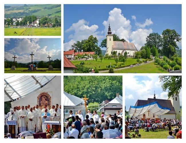 Gaboltovská púť k Panne Márii Škapuliarskej 2018