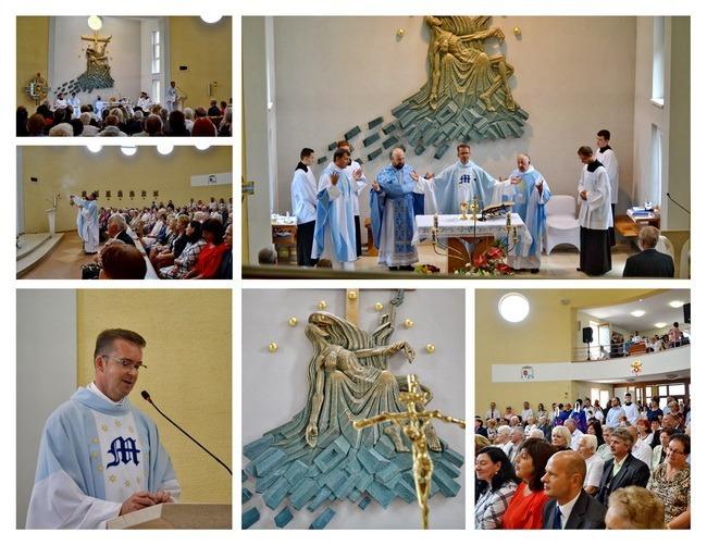 Odpustová slávnosť Sedembolestnej Panny Márie v Ruskej N. Vsi 2018
