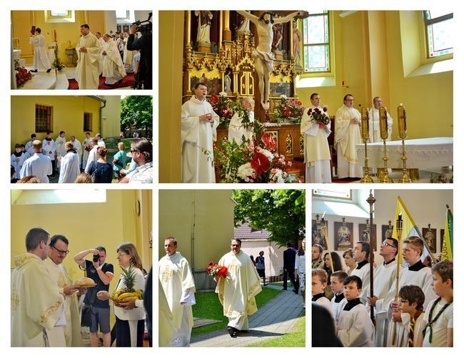 Odpustová slávnosť Najsvätejšej Trojice - farský kostol 2018