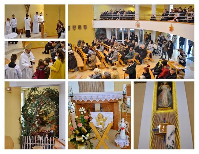 Pastoračná návšteva v Teriakovciach