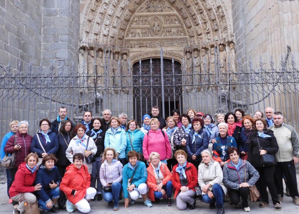 Púť do Santiaga de Compostela
