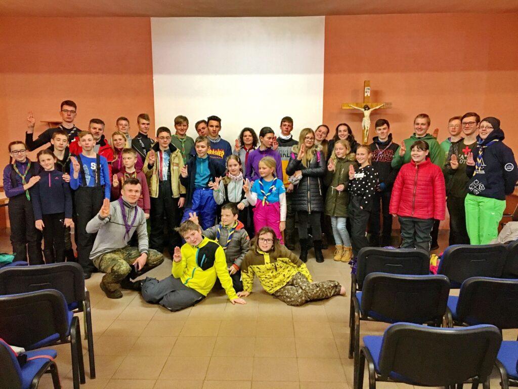 Kráľovská oslava 7. narodenín nášho zboru