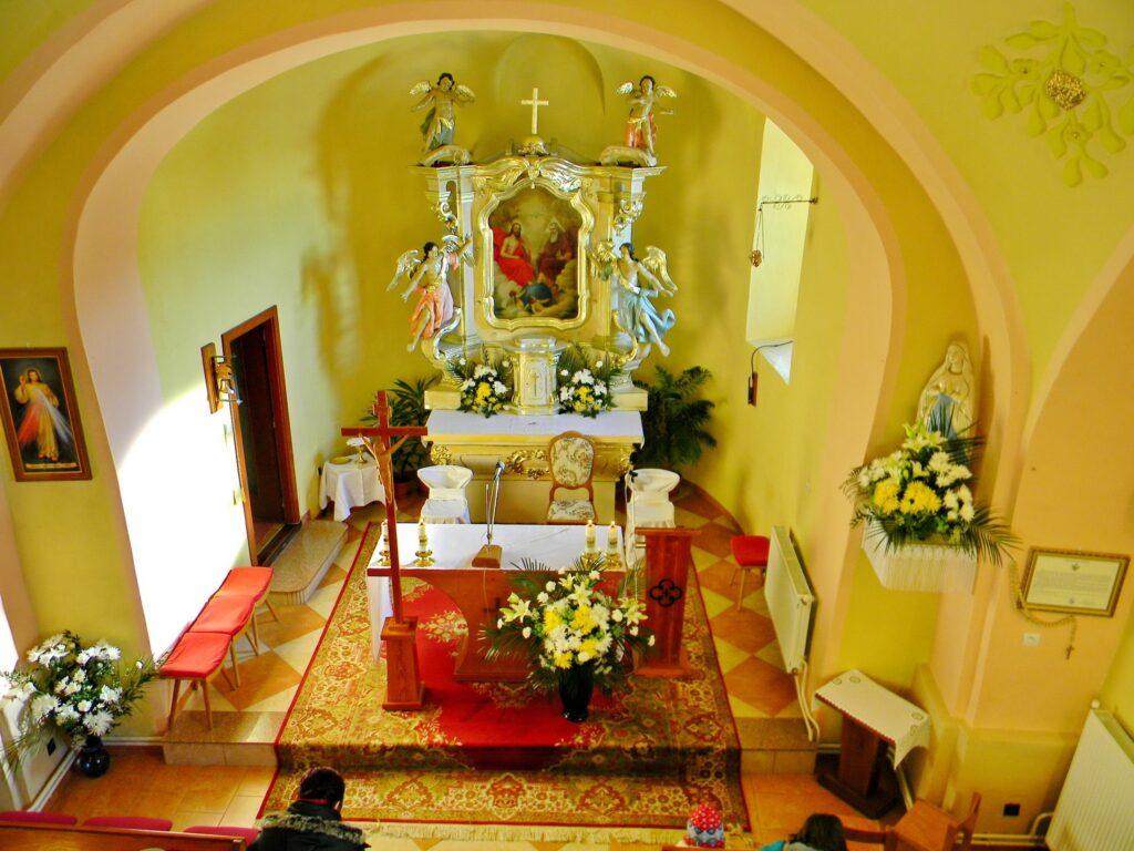 Nedeľa Najsvätejšej Trojice v Haniske