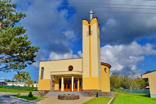 Kostol Sedembolestnej P. Márie, Ruská N. Ves