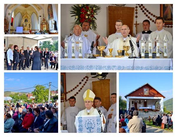 Celodiecézna odpustová slávnosť v Obišovciach 2015