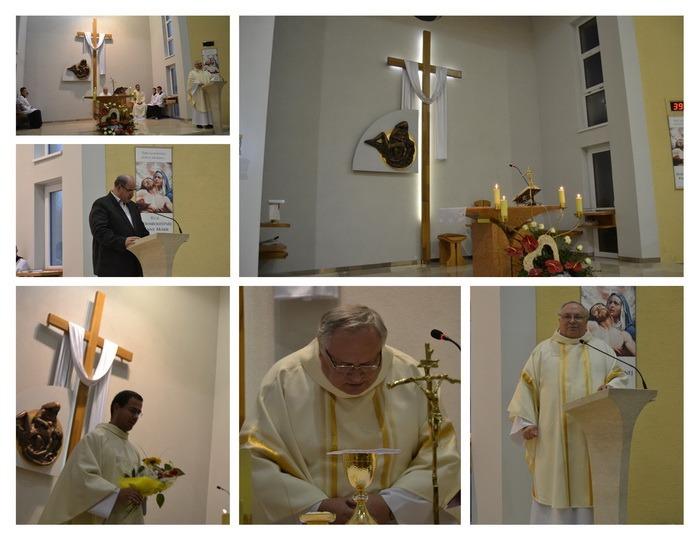 Výročie posviacky kostola v Ruskej N. Vsi 2014