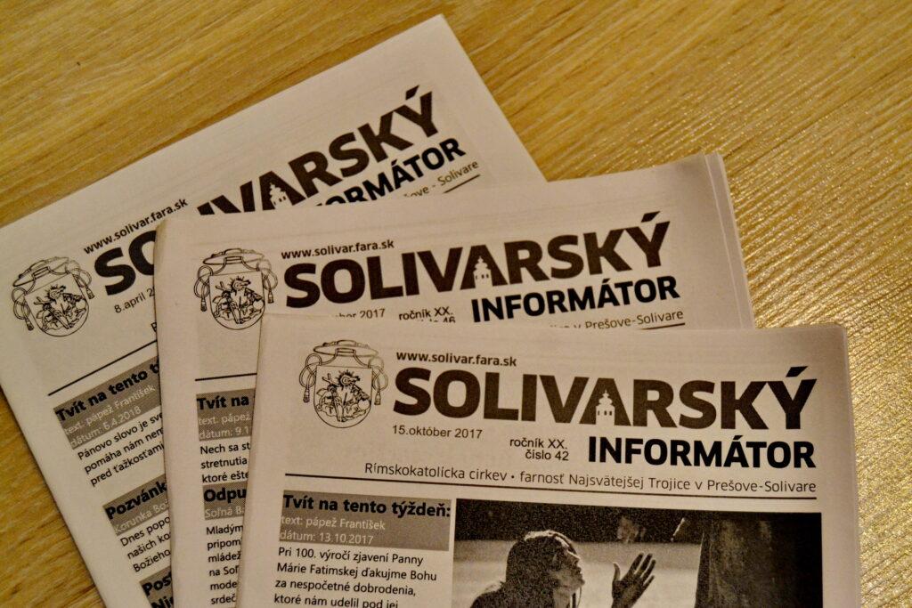 Solivarský informátor