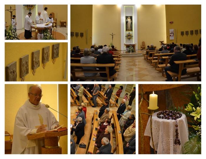 Výročie posviacky kostola v Teriakovciach 2014