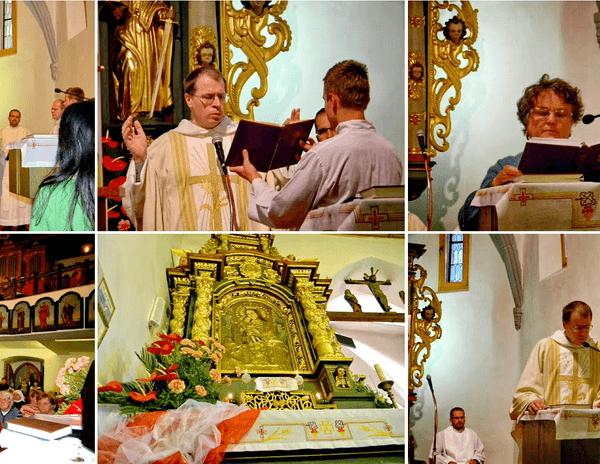 Turíčna novéna nášho dekanát v Gaboltove 2011