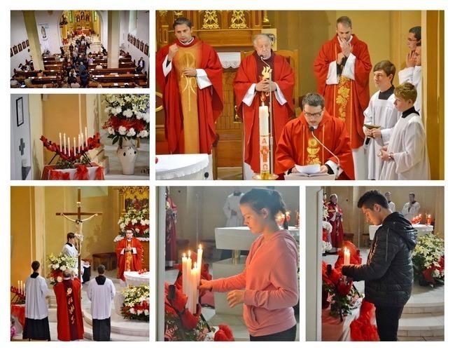 Vigília zoslania Ducha Svätého 2015