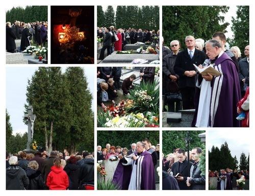 Slávnosť Všetkých svätých a spomienka Všetkých verných zosnulých 2011