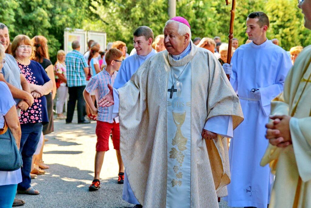 Úmrtie: Zomrel spišský diecézny biskup Mons. Štefan Sečka
