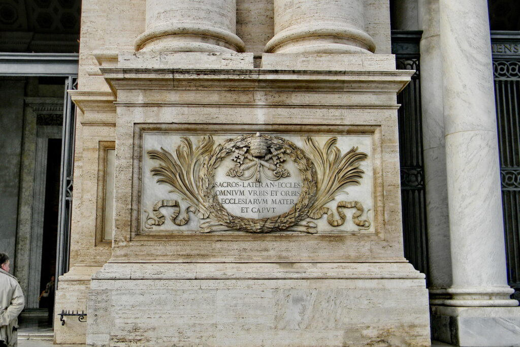 Výročie posvätenia Lateránskej baziliky