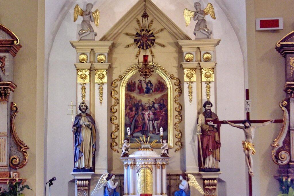 Slávnosť Všetkých svätých
