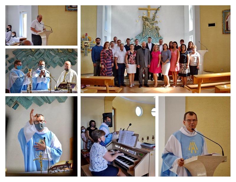 Odpustová slávnosť Sedembolestnej Panny Márie v Ruskej N. Vsi 2020
